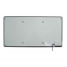 Скляна електронагрівальна панель з терморегулятором Sun Way SWG-RA 450 (чёрный) (SWG-RA450-BLACK)