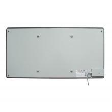 Скляна електронагрівальна панель з терморегулятором Sun Way SWG-RA 450 (белый) (SWG-RA450-WHITE)