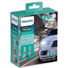 Лампа світлодіодна Philips HB3/HB4 Ultinon Pro5000 +160%, 2 шт/комплект (11005U50CWX2)