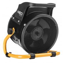 Обігрівач керамічний теплова гармата NEO TOOLS 2 кВт, PTC, 2 кВт, 197 м3 / ч (90-062)