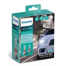 Лампа світлодіодна Philips H11 Ultinon Pro5000 +160%, 2 шт/комплект (11362U50CWX2)