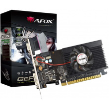 Відеокарта AFOX Geforce GT710 2GB DDR3 64Bit DVI-HDMI-VGA Low profile (AF710-2048D3L1-V2)