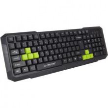 Клавiатура дротова Keyboard EGK102 GReen USB (EGK102GUA)