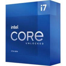 Процесор INTEL Core i7-11700K Socket 1200/3.6GHz BOX INTEL Core i7-11700K BOX s1200 (BX8070811700K)