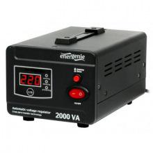 Стабілізатор EnerGenie EG-AVR-D2000-01 2000VA (EG-AVR-D2000-01)