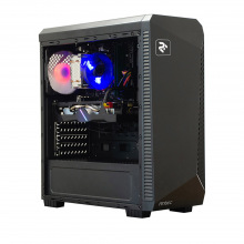 Комп'ютер персональний 2E Complex Gaming Intel i3-9100F/H310/8/480F/NVD1050TI-4/FreeDos/NX220G/500W (2E-1028)