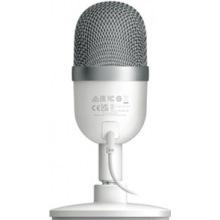 Мікрофон Razer Seiren Mini - Mercury, white (RZ19-03450300-R3M1)