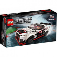 Конструктор LEGO Speed Champions Nissan GT-R NISMO (76896)