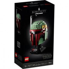 Конструктор LEGO Star Wars™ Шолом Боби Фетта (75277)