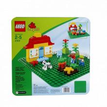 Конструктор LEGO Duplo Велика зелена будiвельна пластина (38х38) (2304)