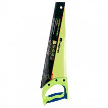 """Ножівка по дереву """"Зубець"""" 400 мм, 7-8TPI, гартований зуб-3D, захисне покриття, двокомпонентна рукоятка, СИБРТЕХ (MIRI23813)"""