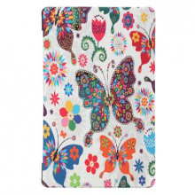 Чохол-книжка BeCover Smart для Samsung Galaxy Tab S5e SM-T720/SM-T725 Butterfly (704299) (704299)