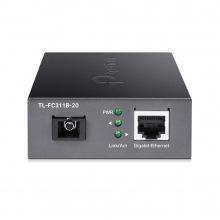 Гігабітний WDM медіаконвертер TP-Link, TL-FC311B-2 0 TL-FC311B-20 (TL-FC311B-20)