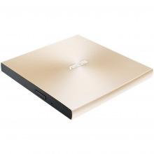 Привод ASUS ZenDrive SDRW-08U9M-U DVD+-R/RW USB2.0 EXT Ret Ultra Slim GOLD (SDRW-08U9M-U/GOLD/G/AS)