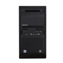 Комп'ютер персональний 2E Rational Intel i5-9400/H310/8/240F+1000/int/FreeDos/CT-01B/500W (2E-1012)