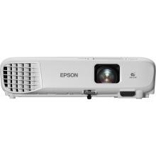 Проектор Epson EB-X06 (3LCD, XGA, 3600 lm) (V11H972040)