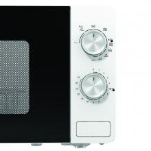 Микроволновая печь Gorenje MO20E2W / 20 л/800 Вт./механич. упр./белая (MO20E2W)