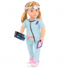 Кукла Our Generation Тоня, хирург 46 см BD31319 (BD31319)