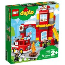 Конструктор LEGO DUPLO Пожарное депо (10903)