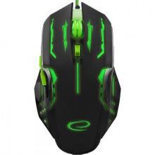 Мишка дротова Mouse MX403 APACHE Green (EGM403G)