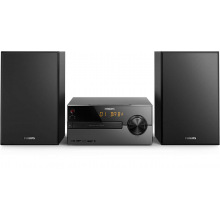 Микросистема Philips BTB2515 FM/DAB+, 15W, MP3-CD, USB, Wireless (BTB2515/12)