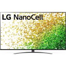 """Телевизор 65"""" NanoCell 4K LG 65NANO866PA Smart, WebOS, Silver (65NANO866PA)"""