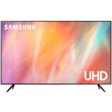 """Телевизор 65"""" LED 4K Samsung UE65AU7100UXUA Smart, Tizen, Black (UE65AU7100UXUA)"""