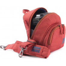 Сумка для фото-відео камери Tucano Contatto Digital Bag (червона) (CBC-HL-R)