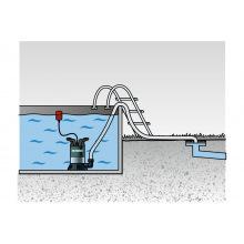 Насос занурювальний Metabo TP 8000 S для чистої води (0250800000)