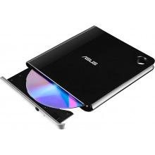 Привiд ASUS SBW-06D5H-U Blu-ray Writer USB3.1 Type-C/A EXT Ret Slim Black (SBW-06D5H-U/BLK/G/AS/P2G)