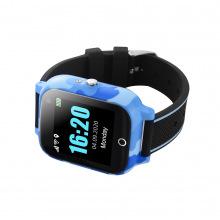 Телефон-годинник з GPS трекером GOGPS T01 Термометр сині (T01BL)