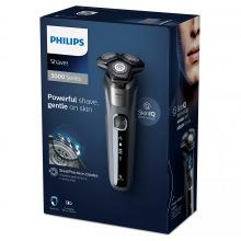 Электробритва для сухого и влажного бритья Philips Shaver series 5000 S5587/10 (S5587/10)