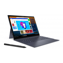 Планшет Lenovo Yoga Duet 7 13WQHD AG Touch/Intel i5-10210U/8/256F/int/W10P/Grey (82AS006WRA)