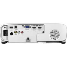 Проектор для домашнего кинотеатра Epson EH-TW710 (3LCD, Full HD, 3400 ANSI lm) (V11H980140)