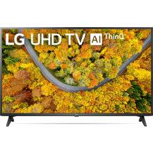 """Телевiзор 50"""" LED 4K LG 50UP75006LF Smart, WebOS, Чорний (50UP75006LF)"""