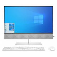 ПК-моноблок HP Pavilion 27UHD IPS AG/Intel i5-10400T/16/1000F/NVD350-4/kbm/W10/White (426Q9EA)