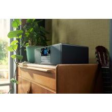 "Акустическая система Philips TAM6805 2.0, 50W, Spotify, LCD 2.4"", FM/DAB+, MP3-CD, USB, Wireless (TAM6805/10)"