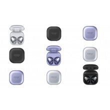 Бездротові навушники Samsung Galaxy Buds Pro (R190) Silver (SM-R190NZSASEK)