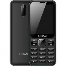 Мобiльний телефон Nomi i284 Dual Sim Black (i284 Black)