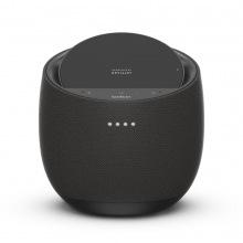 Смарт спікер Belkin + бездротова зарядка Devialet Soundform Elite, black (G1S0001VF-BLK)
