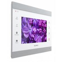 Відеодомофон Slinex SL-07IPHD Silver White (SL-07IPHD_S/W)