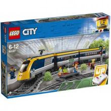 Конструктор LEGO City Пасажирський потяг 60197 (60197)