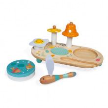 Розвивающая игрушка Janod Sweet Pure Музыкальный столик J05164 (J05164)