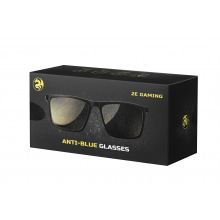 Захисні окуляри 2Е Gaming Anti-blue Glasses Black-Blue (2E-GLS310BB)