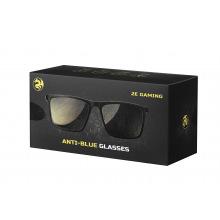 Захисні окуляри 2Е Gaming Anti-blue Glasses Black-Red (2E-GLS310BR)