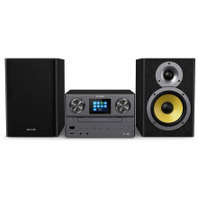 "Мікросистема Philips TAM8905 2.0, 100W, Spotify, LCD 2.4"", FM/DAB+, MP3-CD, USB, Wireless (TAM8905/10)"