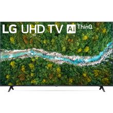 """Телевизор 50"""" LED 4K LG 50UP77006LB Smart, WebOS, Grey (50UP77006LB)"""