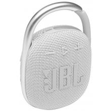 Акустична система JBL Clip 4 White (JBLCLIP4WHT)