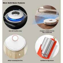 Робот-пилосос Xiaomi Mi RoboRock S6 Vacuum Cleaner White (536983) (536983)