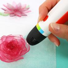 Набір картриджів для 3D ручки Polaroid Candy pen, яблуко, зелений ( 40 шт) (PL-2508-00)